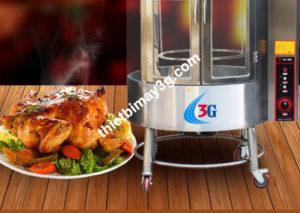 (Tiếng Việt) Xu hướng dùng lò quay vịt bằng than